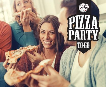 Picture of Dining to Go - Pizza Party